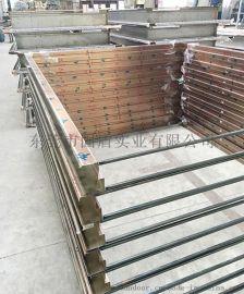广西白钢双开不锈钢防火门,广西钛金不锈钢乙级防火玻璃门有限公司