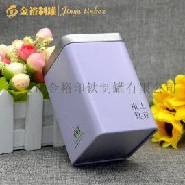 金裕制罐鐵盒生產廠家定製茶葉鐵盒包裝 馬口鐵盒定製