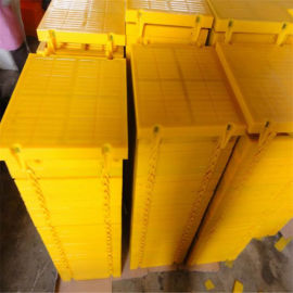 厂家直销 条缝聚氨酯筛板 PU棒 品质优良