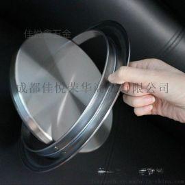 大尺寸垃圾筒盖子 不锈钢拉丝耐用清洁桶盖
