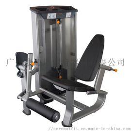 高端商用力量器械 健身房專用大腿伸展訓練器