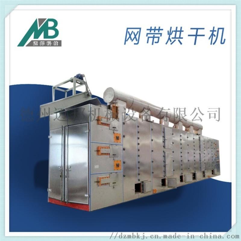 碳纤维网带烘干设备厂家带式蔬菜烘干机非标定制