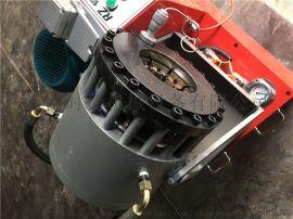 银川缩管机  高压管  压管机