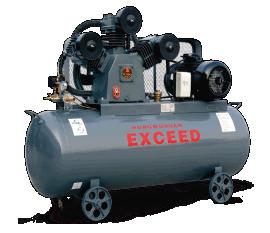 批发红五环 低压活塞式空压机 HW5507 0.55立方