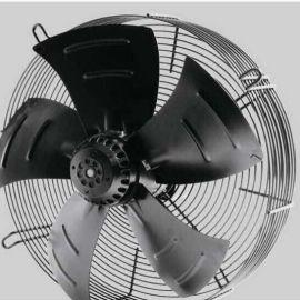 外转子轴流风机4极300 冷库风机 冷凝风机 网罩式大风量风扇