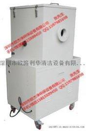 欧杰净EUR-DV300高风压工业吸尘机 抽吸设备抛光物料时产生的粉末  抽吸激光打标时产生的有害物质  抽吸产生有毒有害烟雾的工作场所
