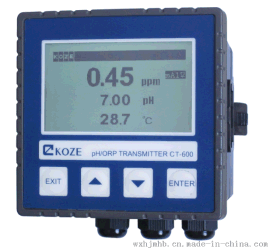科澤CT-600智慧型餘氯控制器