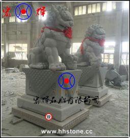 福建惠安承接定制天然石材雕刻北京狮