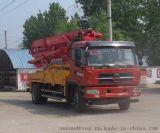 程力威牌CLW5160THB4型混凝土泵车(楚风HQG1160GD4底盘)厂家直销 品种齐全