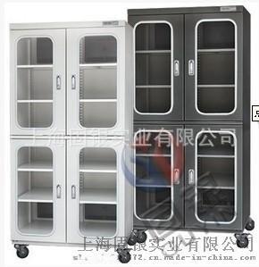上海固银安全除湿防潮箱中湿度低湿度超低湿度防潮柜870L电子干燥箱