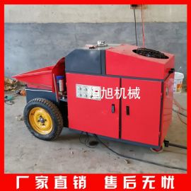 恒旭HX-15二次构造柱泵卧式二次构造泵细石混凝土输送泵