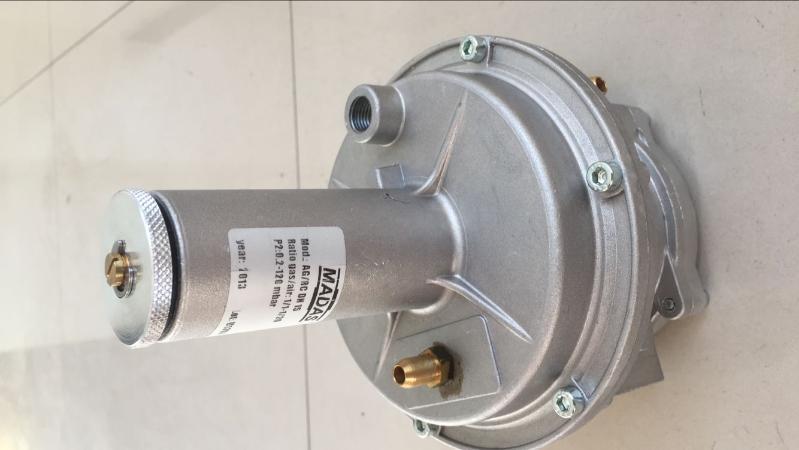義大利MADAS馬達斯比例閥AG/RC燃氣/空氣比例調節閥