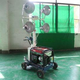 夜间施工照明设备 移动式照明灯浩鸿精品机械