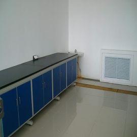 云南丽江/宝山/普洱钢木实验边台 实验室操作台、化验台。可指导安装