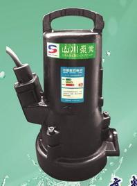 SWF高效节能粉碎式排污泵