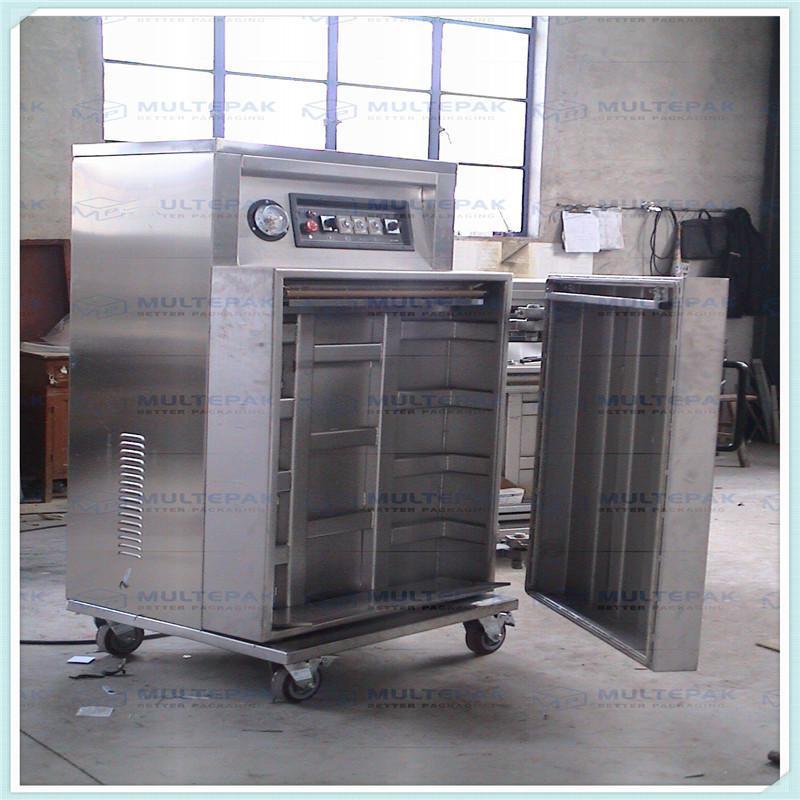 大包装开门机 非标类大包装粉末真空包装机