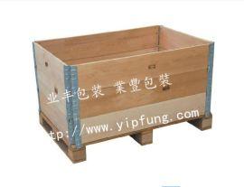 深圳坪山厂家批发实木围板木箱可定制