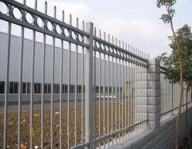 萍乡/九江农庄防盗锌钢护栏 小区锌钢围栏公园外墙围栏厂家直销