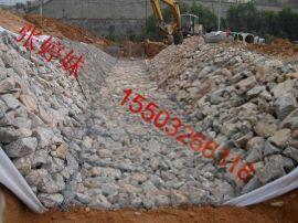 格宾石笼挡土墙 河道防汛防洪格宾石笼网箱