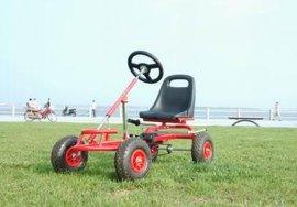 脚踏卡丁车