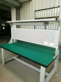 廠家直銷重型防靜電工作臺操作檯 維修工作桌 組裝鉗工桌鉗工臺
