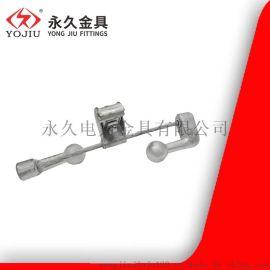 电力防护防震锤 FRYJ-4/6防震锤  永久金具