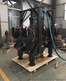 大口径矿浆泵、材质耐磨矿渣泵、大型搅拌泥沙泵