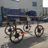 700L自走式打药机稻田专用自走式喷药机四轮打药机