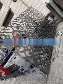 设计独特新颖铝合金窗花-铝单板窗花-铝窗花