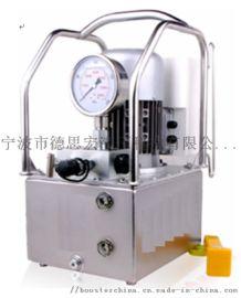 液压工具    压泵站流量大压力高