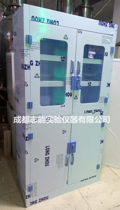 耐酸碱PP药品柜 通风试剂柜 成都PP药品柜抽风厨