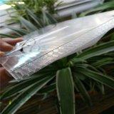 10mm蜂窩陽光板廠家-10釐蜂巢PC陽光板保溫