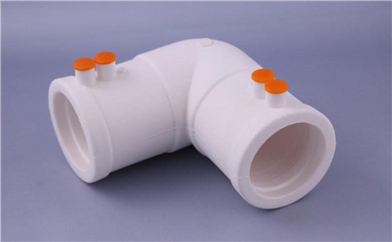 陕西榆林 PE-RT II型电熔管件 电熔安装