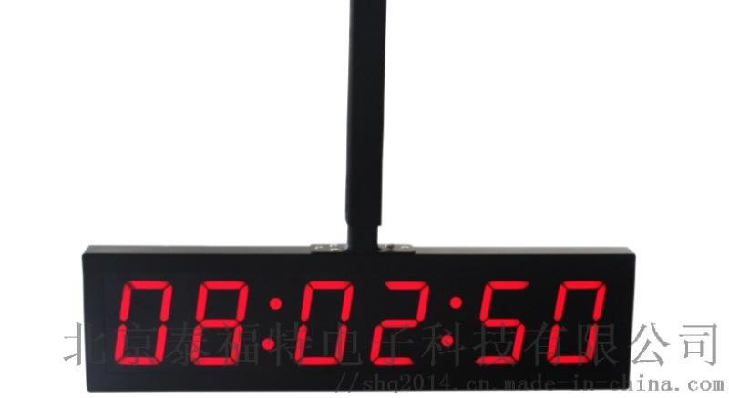 体育馆GPS同步双面网络数字子钟