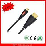 鍍金介面HDMI線