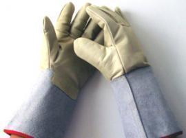 耐低温手套防冻手套LNG站低温防护手套