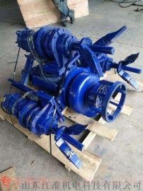 谁用谁夸威海液压渣浆泵-JHW搅吸耐磨泥沙泵