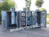 造紙業變頻器多電機分部傳動配置 騰輝高壓變頻一體櫃