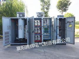 造纸业变频器多电机分部传动配置 腾辉高压变频一体柜