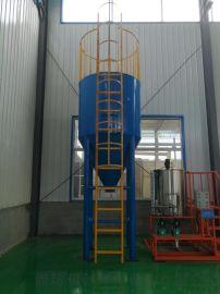 水厂应急除藻粉末活性炭投加装置的应用步骤