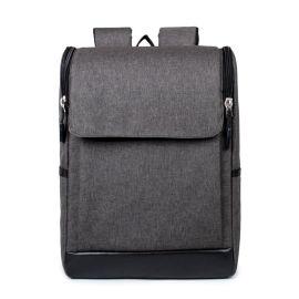 男士双肩包背包电脑包商务礼品广告箱包定制