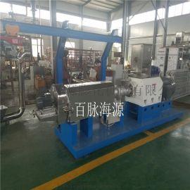 预糊化淀粉膨化机厂家 济南海源机械预糊化淀粉膨化机