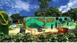 户外趣味无动力儿童游乐场整体规划 游乐设备定制