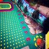定西市氣墊懸浮地板籃球場塑膠地板拼裝地板