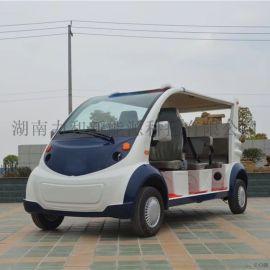 电动观光车,小型观光巡逻车