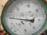 机械式压力表Y-100BFZ不锈钢耐震压力表