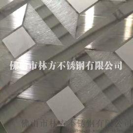 厂家直销彩色蚀刻退钛不锈钢板 不锈钢复合工艺板