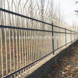 城區鋅鋼隔離欄,學校圍牆防護欄,堅固圍牆護欄生產