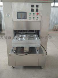 金超食品机械定制可高温杀菌产品包装机