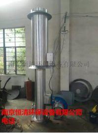 南京恒清定制沼气小火炬  环保型沼气燃烧器